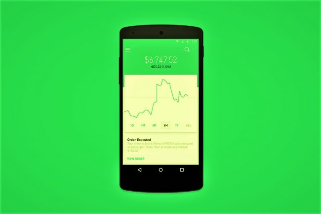 Robinhood-trading-app-for-android