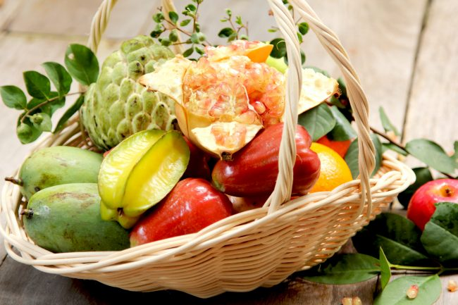 fruits for good health