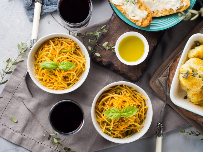 Lunch Diet For Venous Insufficiency