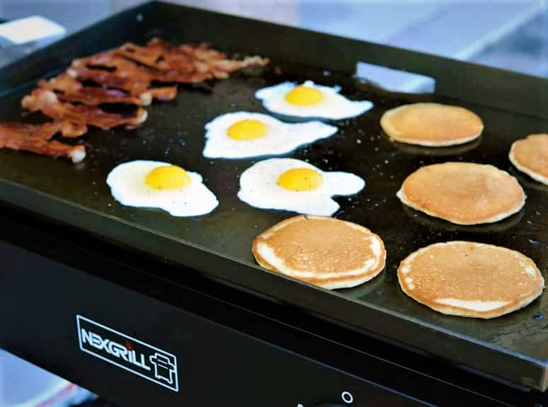 Best Griddle Temperature for Eggs