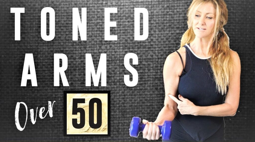Exercises For Flabby Arms Over 50