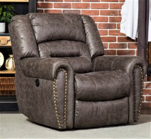 ANJ Breathable Wide Recliners Chairs