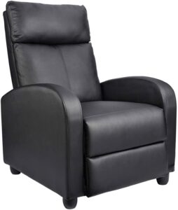 Homall Padded Reclining Chairs for Elderly