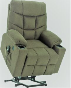 Mcombo Power Lift Electric Recliner Chairs