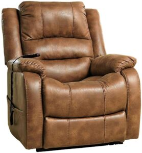 Signature Design by Ashley Recliner for Elderly