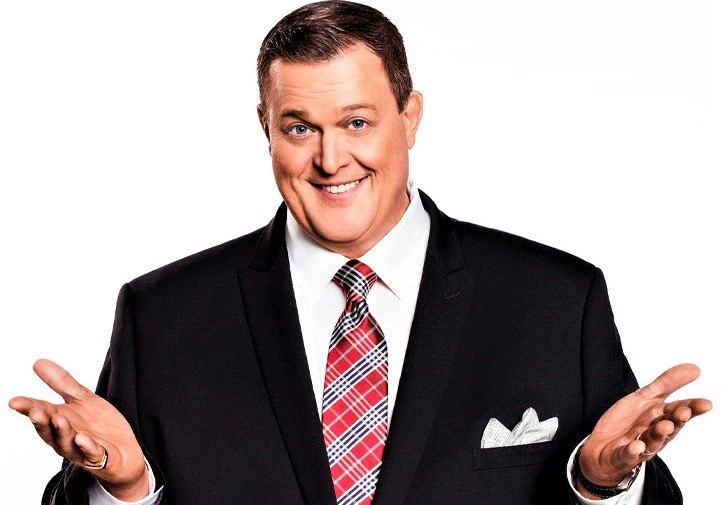 Billy Gardell Weight Loss