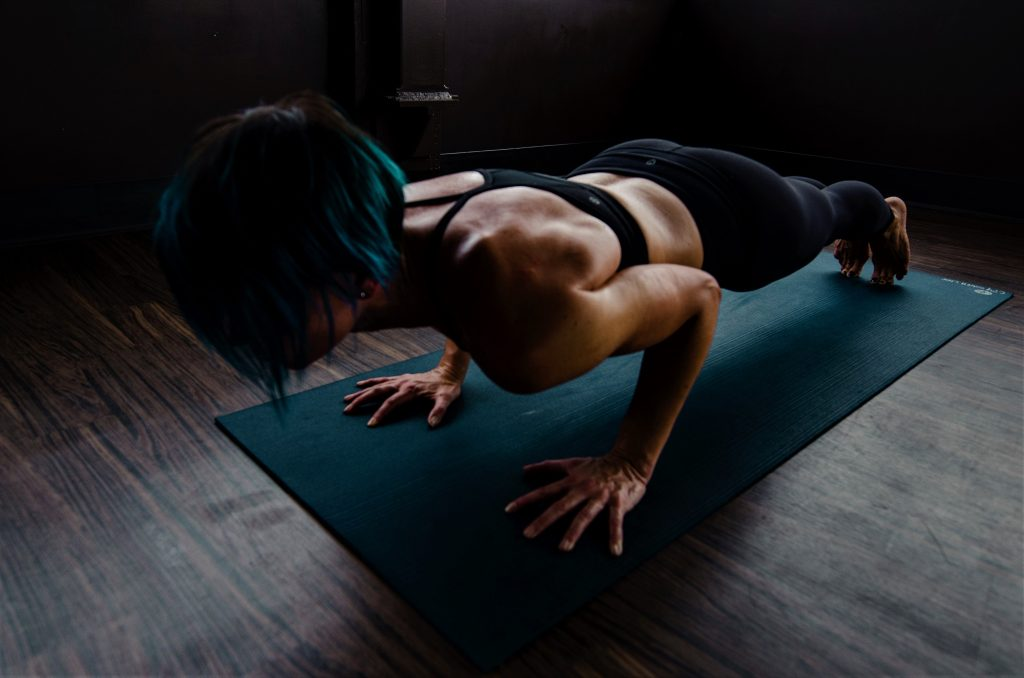 Benefits of Wall Push-Ups for Breasts