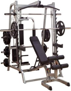 Body-Solid GS348QP4 Series 7 Smith Machine