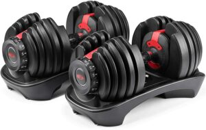 Bowflex Home Gym Dumbbell