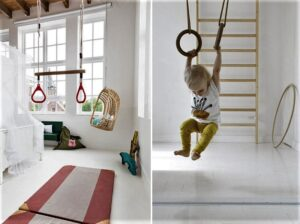 Create a Space in Your Gym for kids