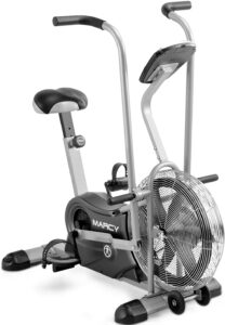 Marcy Upright Fan Exercise Bike