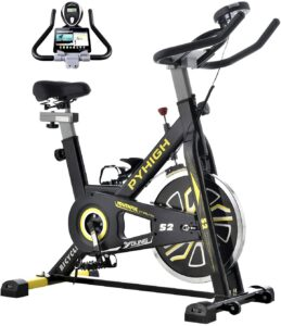 PYHIGH Indoor Stationary Exercise Bike