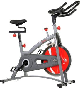 Sunny Health & Fitness SF-B1423 Indoor Exercise Bike