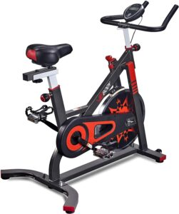 VIGBODY Exercise Machine Upright Bike