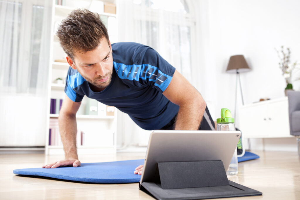 Workout routines for beginners at home without equipment