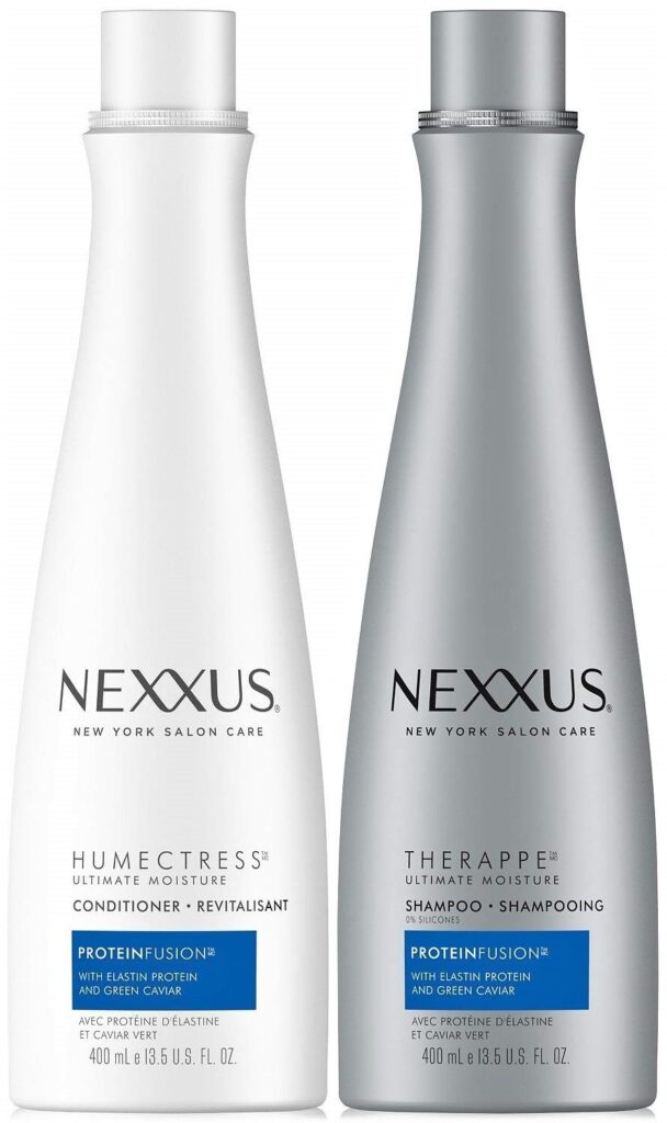 Nexxus Shampoo & Conditioner; Therappe Humectress