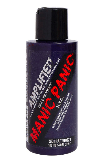 Manic Panic Ultra Violet Hair Color